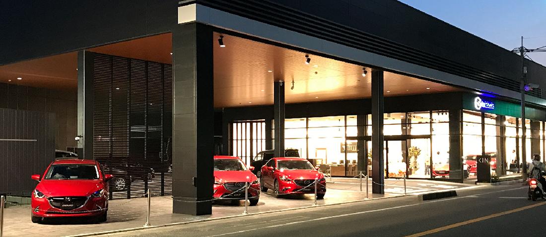 大阪マツダ 八尾店